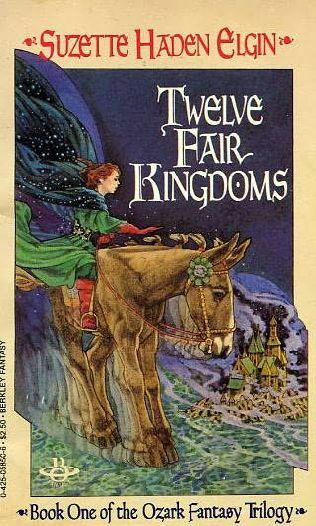 book cover of Twelve Fair Kingdoms