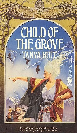book cover of Child of the Grove