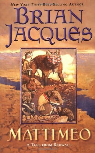 an analysis of the novel mattimeo by brian jacques Which means brian jacques may have been a literal star  in either redwall or  mossflower, there's a scene where all the creatures need to  a while since i've  read either book and my interpretation could very well be wrong.