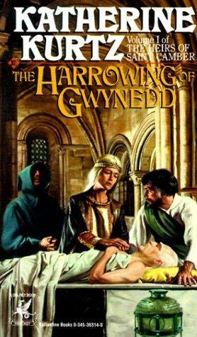 book cover of The Harrowing of Gwynedd