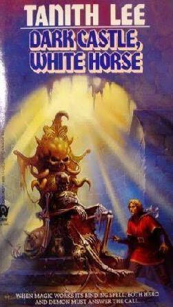 book cover of Dark Castle, White Horse