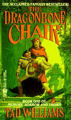 The Dragonbone Chair Memory Sorrow and Thorn book 1 by