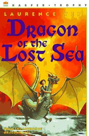 book cover of Dragon of the Lost Sea