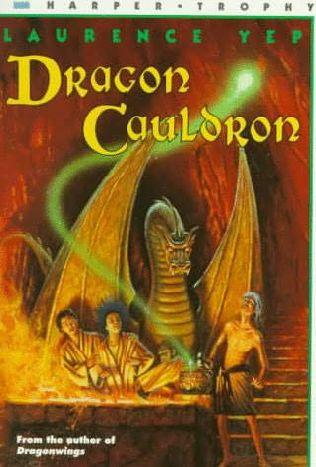book cover of Dragon Cauldron