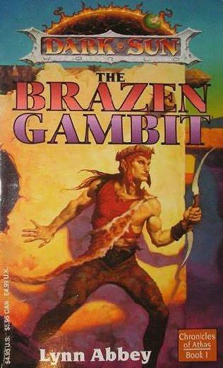 book cover of The Brazen Gambit