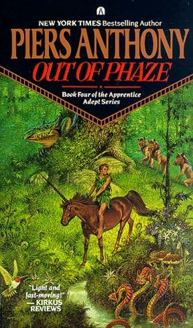 book cover of Out of Phaze