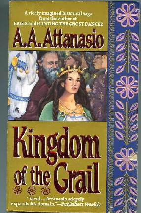book cover of Kingdom of the Grail