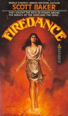 book cover of Firedance