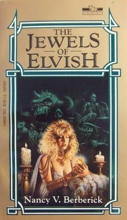 book cover of The Jewels of Elvish