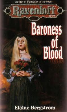 book cover of Baroness of Blood