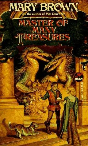 book cover of Master of Many Treasures