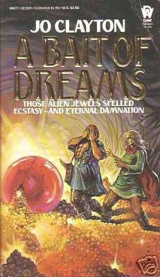 book cover of A Bait of Dreams