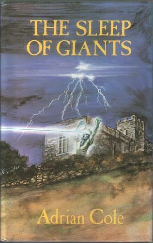 book cover of The Sleep of Giants