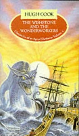 book cover of The Wishstone and the Wonderworkers