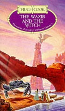 book cover of The Wazir and the Witch