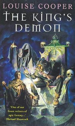 book cover of The King\'s Demon