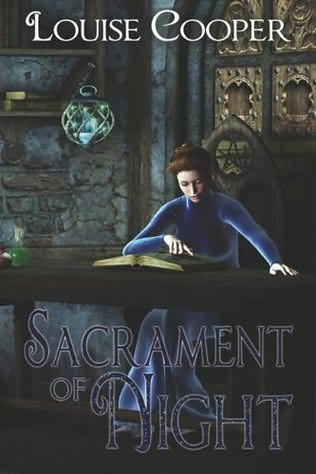 book cover of Sacrament of Night