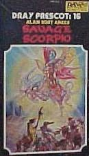 book cover of Savage Scorpio