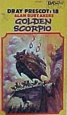 book cover of Golden Scorpio