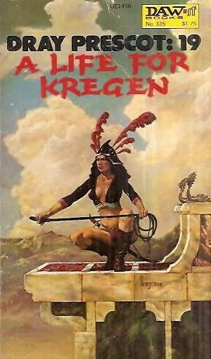 book cover of A Life for Kregen