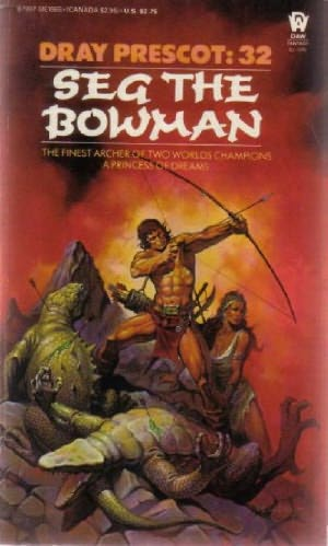 book cover of Seg the Bowman