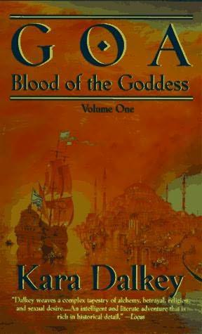 book cover of Goa