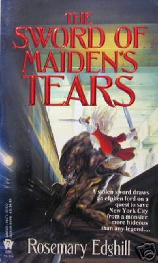 book cover of The Sword of Maiden\'s Tears