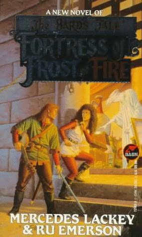 book cover of Fortress of Frost and Fire