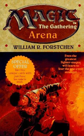 book cover of Arena