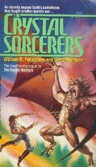 book cover of The Crystal Sorcerers
