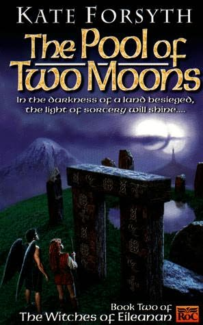 book cover of The Pool of Two Moons