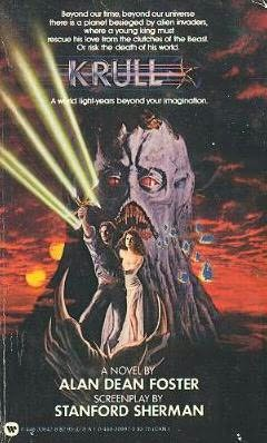 book cover of Krull