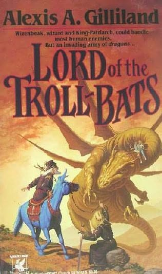 book cover of Lord of the Troll-Bats