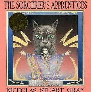 book cover of The Sorcerer\'s Apprentices