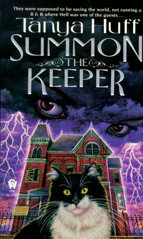 book cover of Summon the Keeper