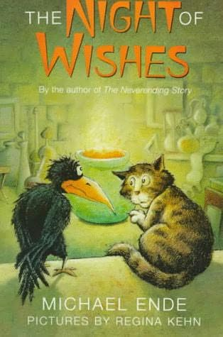 ...of her first children's book illustrations have been for Michael Endes.