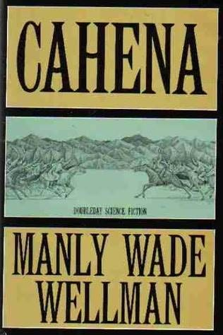 book cover of Cahena