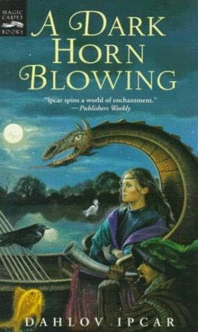 book cover of A Dark Horn Blowing