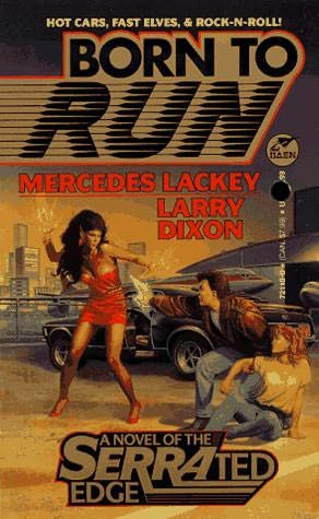book cover of Born to Run