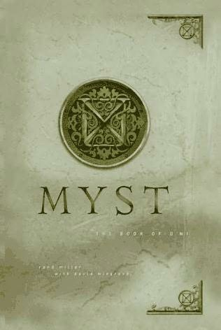 The Book of DNi (Myst, Book 3) by Rand Miller, David Wingrove