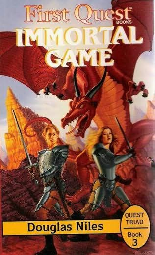book cover of Immortal Game