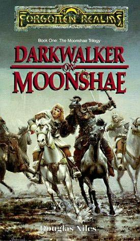 book cover of Darkwalker on Moonshae