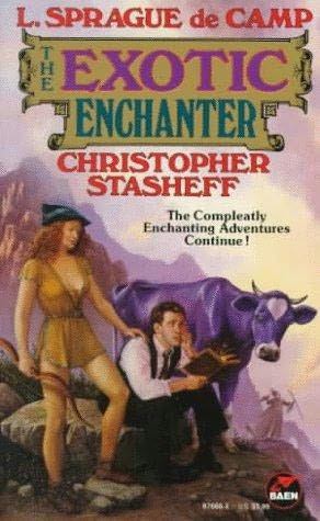 book cover of The Exotic Enchanter