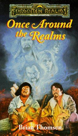 book cover of Once Around the Realms