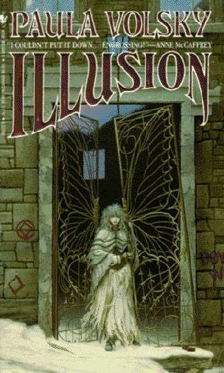 book cover of Illusion