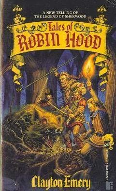 book cover of Tales of Robin Hood