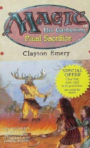 book cover of Final Sacrifice