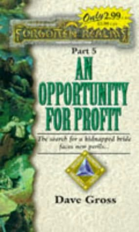 book cover of An Opportunity for Profit