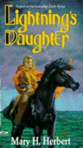 book cover of Lightning\'s Daughter