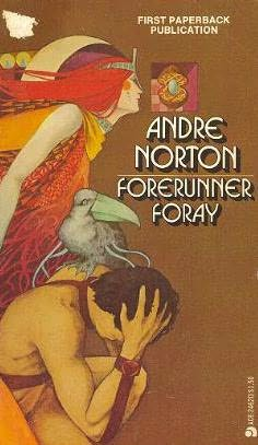 Image result for forerunner foray by andre norton